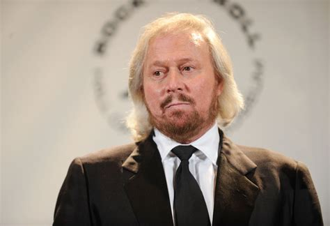 They Say It's Your Birthday: Barry Gibb - Cover Me