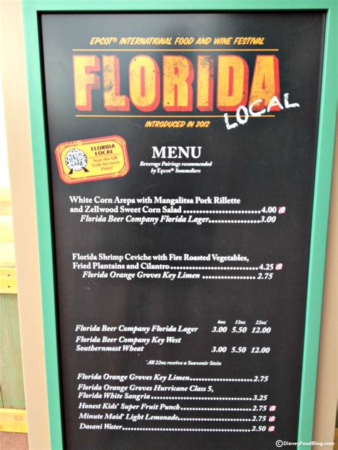 Florida Local: 2012 Epcot Food and Wine Festival