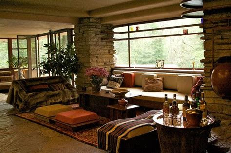 Fallingwater House, Pennsylvania, USA - Ingatlan blog