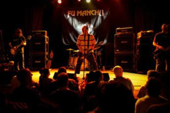 """Fu Manchu performing """"The Action is Go"""" in its entirety"""