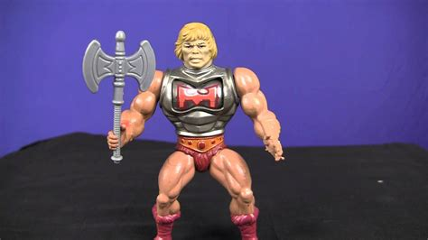 Battle Armor He-Man Masters of the Universe Action Figure