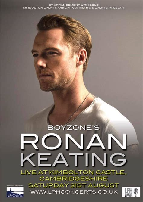 Ronan Keating - Home | Facebook