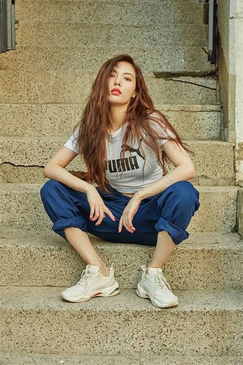 Hyuna Is A Hot PUMA Model! | Daily K Pop News