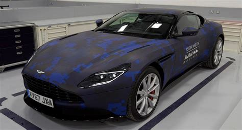 Aston Martin DB11 Looks Boss In Red Bull's Special Livery