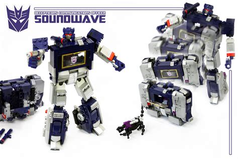 KRE-O Transformers G1 Soundwave | Again an example of what