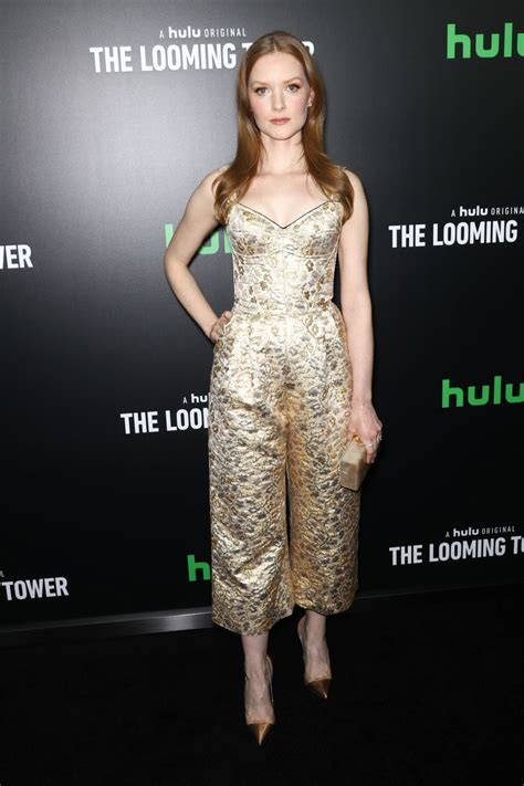 WRENN SCHMIDT at The Looming Tower Premiere in New York 02