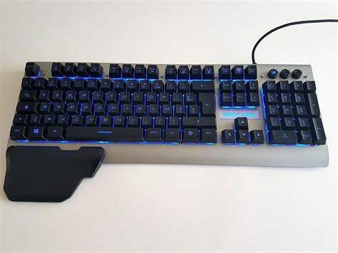 Test d'un clavier gaming de Spirit Of Gamer : le Xpert-K100