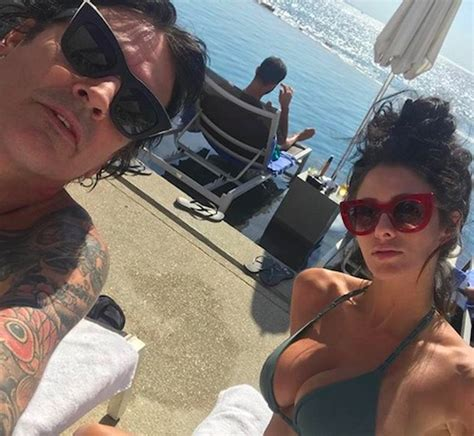 Dlisted   Tommy Lee Is Engaged To Social Media Star