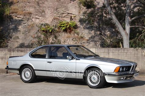Sold: BMW 635 CSi Coupe Auctions - Lot 43 - Shannons