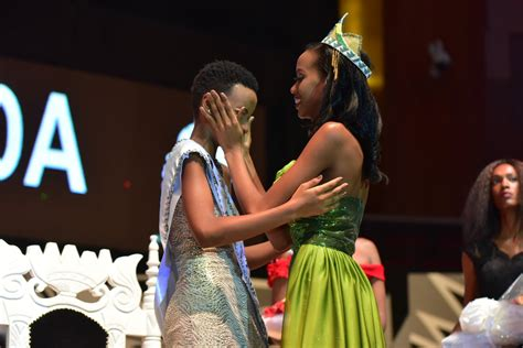 Iradukunda Liliane from Western Province Crowned Miss