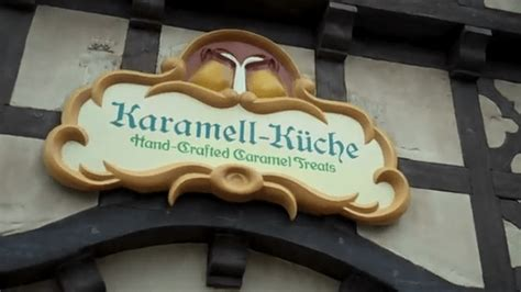 Now Open Karamelle Kuche in German Pavilion at Walt Disney