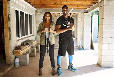 Dwyane Wade and Gabby Union Will 'Flip House' to Raise