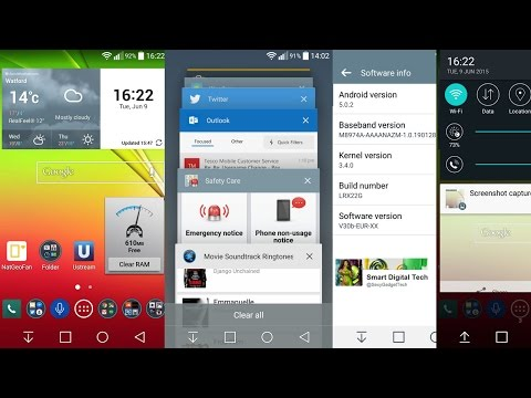 LG G2 beautiful monster - Learning from you - Part 1