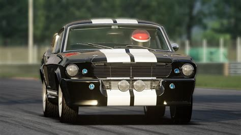 Assetto Corsa - Ford Mustang Shelby GT500 Eleanor