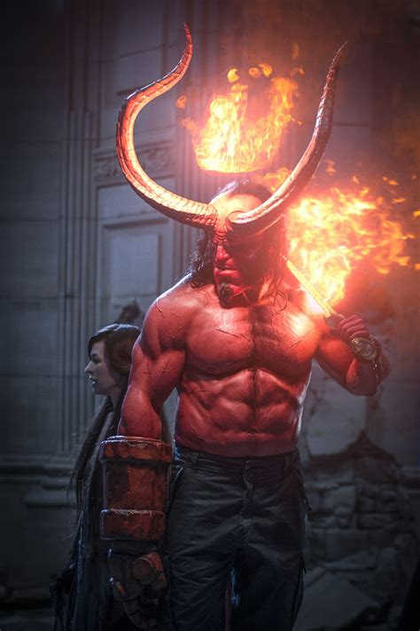 Hellboy review: David Harbour's hero is in a hell of his
