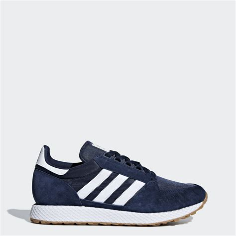 adidas Forest Grove Shoes - Blue | adidas Europe/Africa