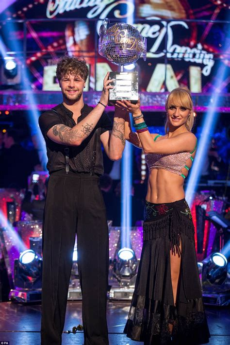 Jay McGuiness is crowned winner of Strictly Come Dancing