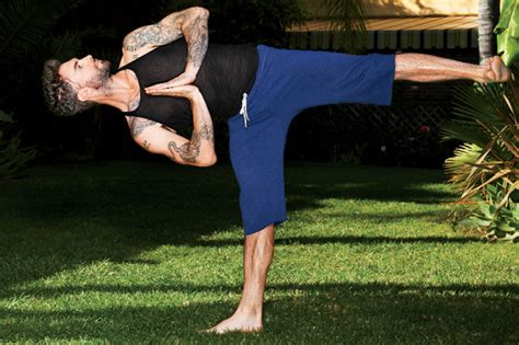 Celebrities Who Do Yoga - Meditation Inspires