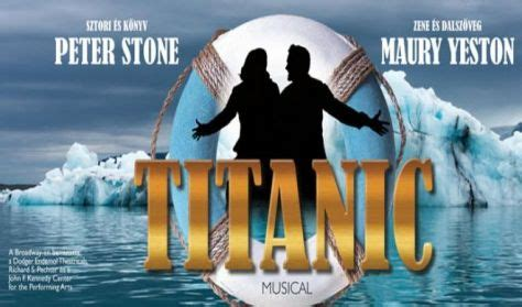 Titanic musical - | Jegy