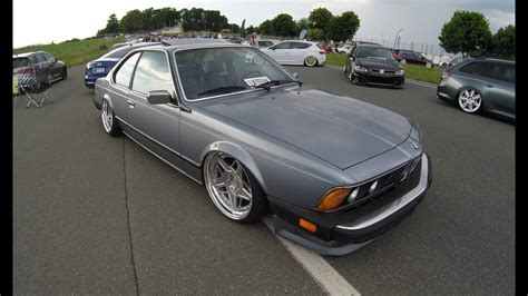 BMW 635 CSi E24 6-SERIES US-VERSION ! LOWERED YOUNGTIMER