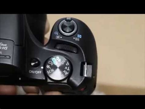 Canon PowerShot SX540 HS- UNBOXED First Look 2017 - YouTube