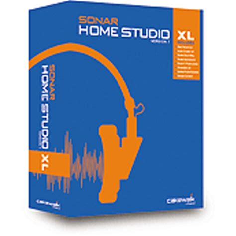 ALL ABOUT MUSIC: Cakewalk SONAR Home Studio 7 XL Recording
