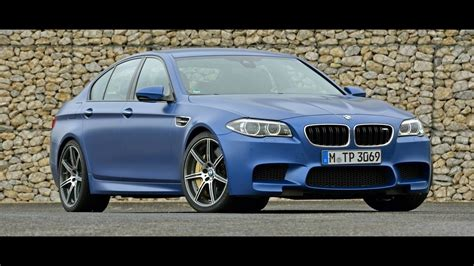 BMW M5 2017 Car Review - YouTube