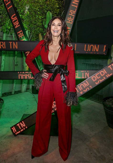 Teri Hatcher Attends the Marcell von Berlin Store Opening