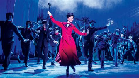 Mary Poppins at the Prince Edward Theatre - Musical