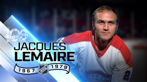 Jacques Lemaire won eight Stanley Cups with Canadiens
