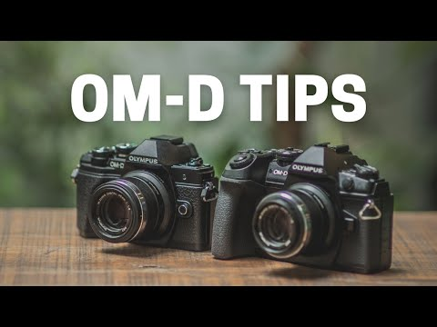 Olympus OM-D E-M5 Mark II - YouTube