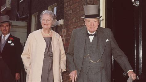 Winston Churchill's Wife Made Him Great