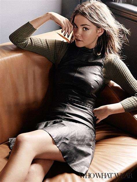 The Fosters' Maia Mitchell stuns in photoshoot for Who