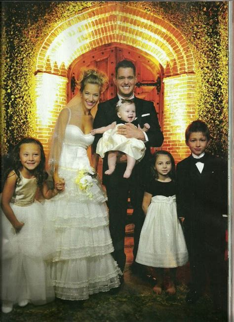 Hermosa LULU !: Luisana Lopilato and Michael Buble: the