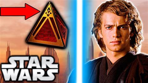 The Reason Anakin Skywalker Wanted to Become a Jedi Master