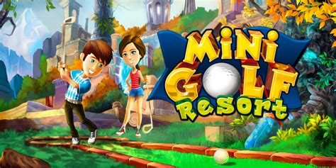 Mini Golf Resort | Nintendo 3DS download software | Games