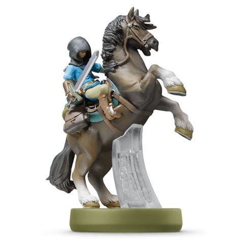 Amiibo Link Rider (Breath of the Wild Collection