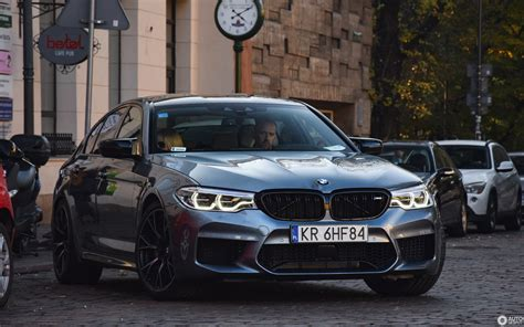 BMW M5 F90 Competition - 13 October 2018 - Autogespot