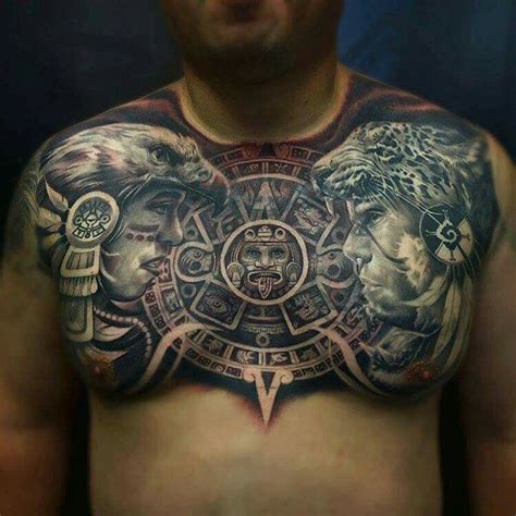 Pin by nemeth karoly on aztec (With images) | Tatuajes