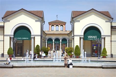 Barberino Designer Outlet - Florence (Italy) - Factory