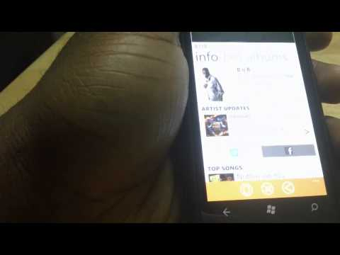 [Windows Phone Tip]: Bing App to Replace Shazam For Music