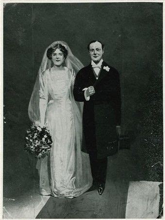 Winston & Clementine Churchill Wed 1908 | Clementine