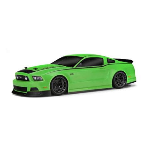 HPI 109494 E10 2013 Ford Mustang RTR - Elektromos On Road