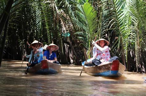 Mekong Delta to My Tho, Ben Tre 1 Day Tour from Saigon