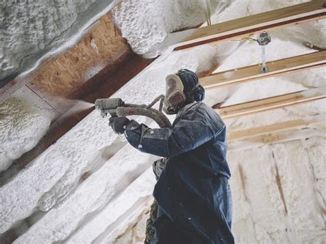 High Performance Spray Foam Insulation | Home Solutions of