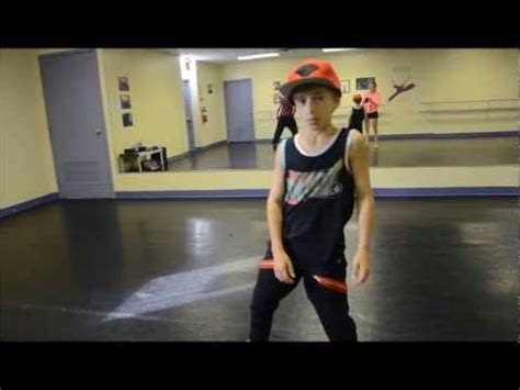 Dancing Competition - Johnny Orlando, MattyB and Carson