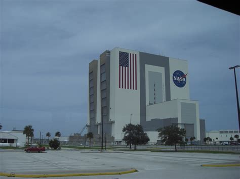 File:Vehicle Assembly Building, Kennedy Space Center, Florida, USA1