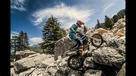 Hard Enduro Riding Through the Forest - Red Bull Sea to