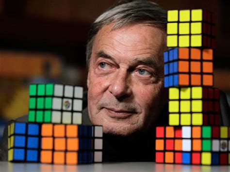 Erno Rubik | Biography, Inventions and Facts