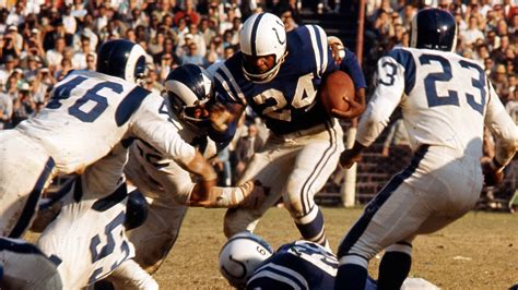 #94: Lenny Moore   The Top 100: NFL's Greatest Players